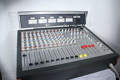 Studer 269 Vintage Mixer 11 Mono 2 St. IN 2 Limiter Excellent Condition Serviced