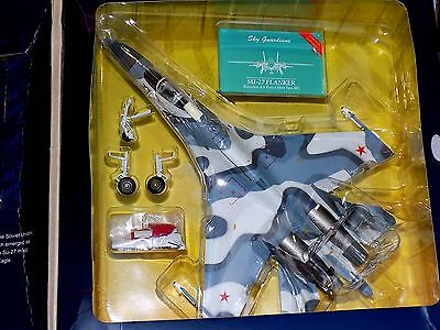 SU-27 Flanker LE Russian AF WITTY SKY-GUARDIANS WTW072-014-014 1:72