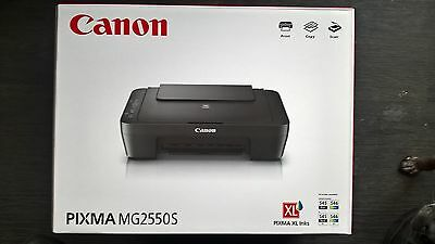 Canon Pixma Mg2550S Compact All In One