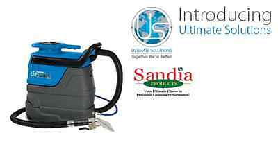 Sandia Commercial Carpet Extractor HEAT Carpet Detail Super Spotter Mytee 120PSI