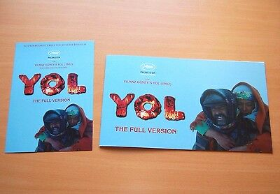 YOL Official Presskits Cannes Film Festival 2017 Serif Gören Yilmaz Güney Turkey