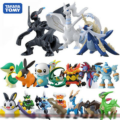 Pokemon Toy Miniature Set HOT Mini Action Figures Pokémon Go Gift Set