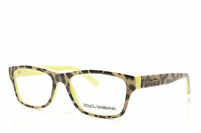 e2a85ce0816 DOLCE   GABBANA 3208 2861 New Authentic EYEGLASSES 52-17-140 ...