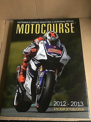2 Editions Of Motocourse 09/10 & 12/13 - Both In Excellent Condition