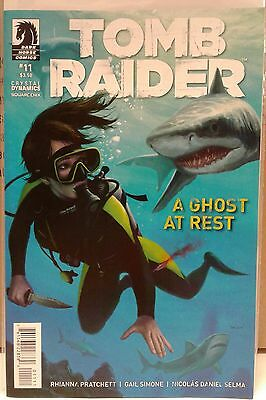 Tomb Raider #11-#12 set