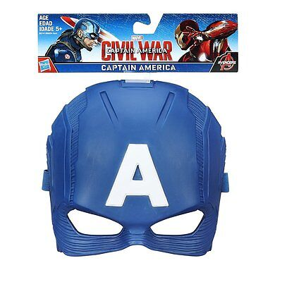Captain America: Civil War 'Captain America' Mask