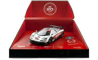 Ninco 50639 - 20th Anniversary McLaren F1 GTR - suits Scalextric slot car track