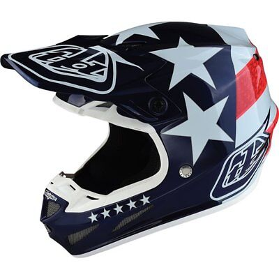 Troy Lee Designs SE4 Composite Freedom Helmet Motocross Helmet