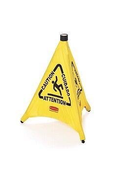 Rubbermaid 50cm Pop Up Safety Cone