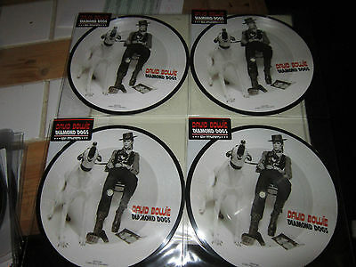 David Bowie - Diamond Dogs 7'' - New Sealed - 7 inch - Picture Disc
