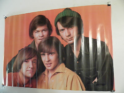 MONKEES Personality Poster USA near mint 1967 22 by 33 Head shop Davy Jones