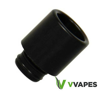 Smok TFV8 Baby Beast Drip Tip Replacement black plastic wide 510 fitting