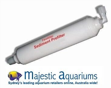 Aqua Medic Sediment Prefilter 5µm & Fittings (Easy Line).