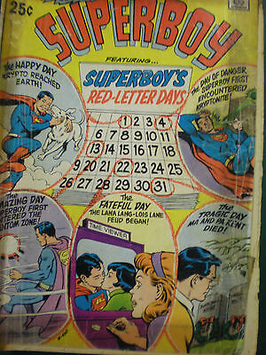 SUPERBOY GIANT May 1970 A Classic Vintage Comic Gem!
