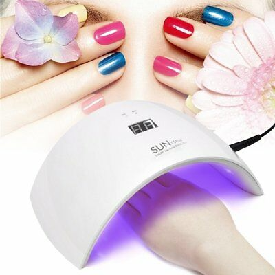 Secador de Uñas 36W Sun 9S Plus Lámpara LED UV con Temporizador para UV Gel