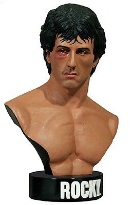 Rocky Lifesize Bust Hollywood Collectibles Only 500 Made NEW IN BOX