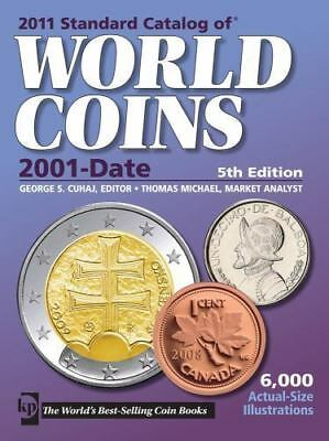 2011 Standard Catalog of World Coins 2001-Date
