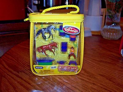 Breyer Horse New In Box Mini Whinnies Desert Sun Horse Camp Play Set