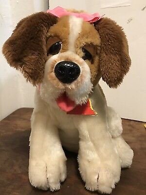 Beethoven's 2Nd ~Missy~ Girl St Bernard Dog Stuffed Plush Hasbro