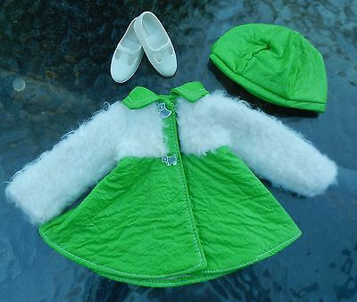 Vintage Ideal Crissy ON THE LAMB Fashion with Shoes for VELVET Mia Dina Dolls