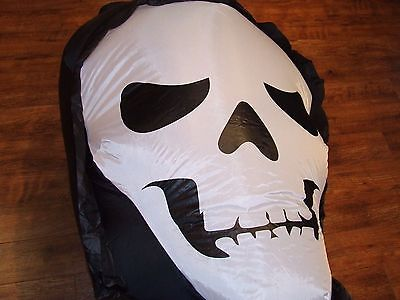 Halloween Inflatable  Giant Mad Hatter Skelly  12 Feet Tall