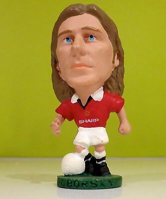 Corinthian figure Poborsky Manchester United 1995