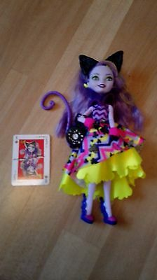 Ever After High -  Kitty Cheshire - Wonderland