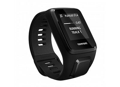 TomTom Spark GPS Fitness Watch (Small/Black)