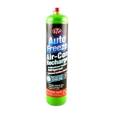 Car Air Conditioning Recharge R-134A Air Con Recharge Stp Top Up Gas Refill