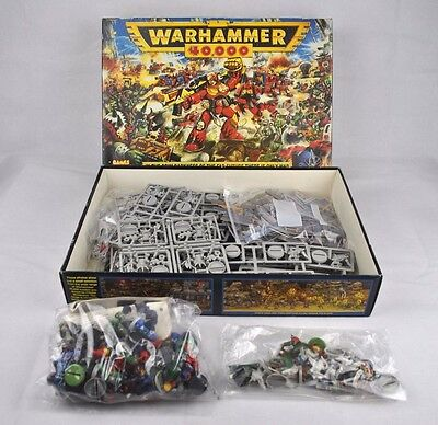 Warhammer 40k 40,000 Second Edition Boxed Starter Set 1993 - Orks Space Marines