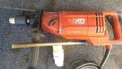 Hilti DD100M, Diamond Drill, Core Drilling, Concrete, Builder,Plumber, GWO