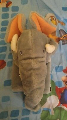 Wrinkles Trunkit Hand Puppet Ganz Heritage Collection 1985