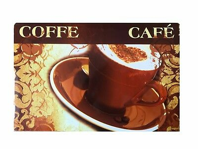 Set of 6 Placemats & 6 Coasters Full Set Of Dining Table Mats Coffee Place Mats