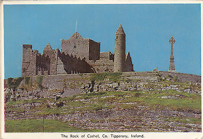 #31 The Rock Of Cashel County Tipperary Ireland Postcard 1968