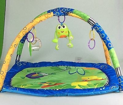 Brand New Bright Starts Baby Playmat Playgym