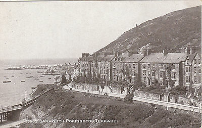 Porkington Terrace, BARMOUTH, Merionethshire