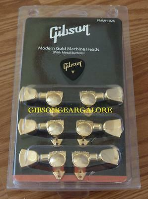Gibson Les Paul Tuners Grover Set Gold Peg Guitar Parts HP Tuning Machine Custom
