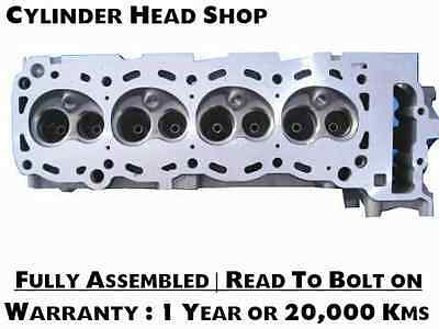 Toyota Hiace 2RZ 2RZ-E Cylinder head Complete Assembled