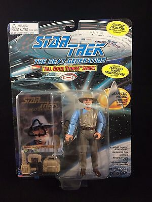 Playmates Star Trek TNG Action Figur Jean-Luc Picard All Good Things Figure