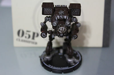Wizkids MechWarrior KENDRICK FETLADRAL MAD CAT III (Unique) - LOOSE