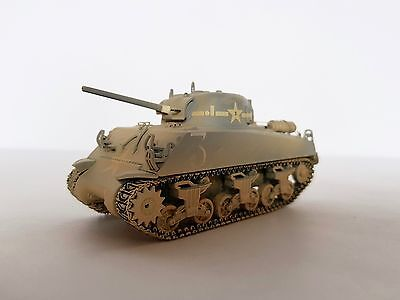 Corgi M4 Sherman Tank Model Only 2Nd Battalion Cc55108 1:50 Scale
