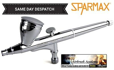 Sparmax MAX 4 (0.4) Airbrush, Custom Paint, Ideal Starter Airbrush