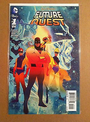 """Future Quest #1 Bill Sienkiewicz """"space Ghost"""" Variant Cover 1St Printing Nm"""