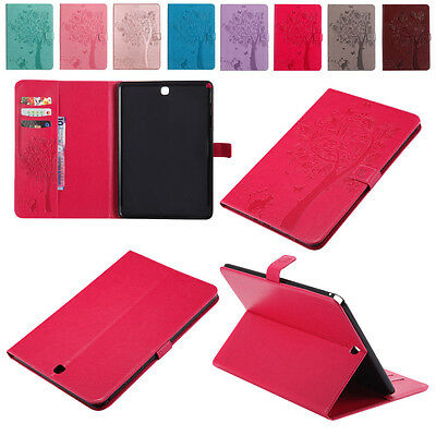 Leather Case Cover For Samsung Tab A 10.1 T580 / 7.0 T280 / 8.0 T350 / 9.6 T560