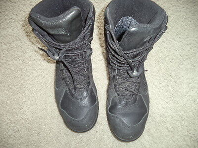 5.11 XPRT tactical work boots, black 070912 Size 11