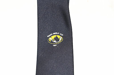 "1987 RUGBY WORLD CUP ENGLAND RFU ""Gullivers"" Tie"