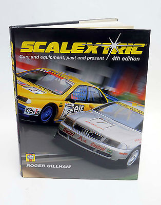 Scalextric Cars Equipment Past And Present 4Th Edition Book Roger Gillham Slot