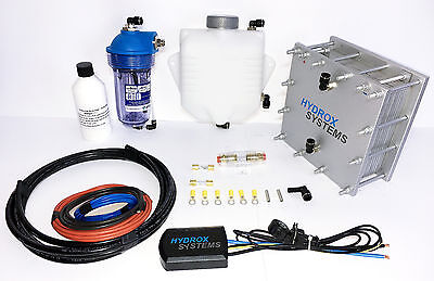 HHO Hydrogen Fuel Saver kit Cars,Suv's,Vans - 2000cc to 4000cc - Send From UK