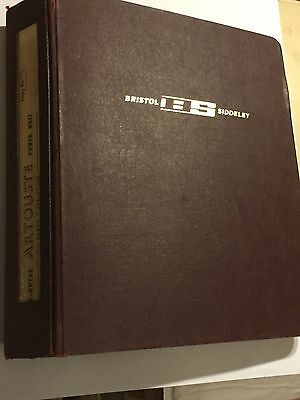 Rolls-Royce Artouste Aircraft Engine Illustrated Spare Replacement Parts Manual