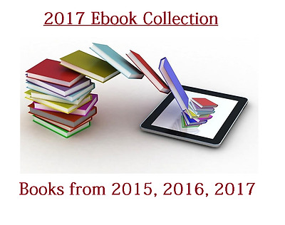 Massive Ebooks Collection, Latest and newest books 2017 Mixed Format DOWNLOAD